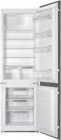 Фото - Встраиваемый холодильник Smeg C 7280NEP