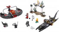 Фото - Конструктор Lego Black Manta Deep Sea Strike 76027