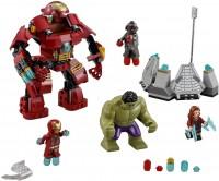 Фото - Конструктор Lego The Hulk Buster Smash 76031