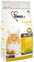 Фото - Корм для кошек 1st Choice Senior Chicken 5.44 kg