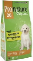 Корм для собак Pronature Growth Chicken/Rice Classic Recipe Large 7 kg