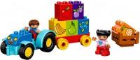 Фото - Конструктор Lego My First Tractor 10615