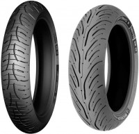 Фото - Мотошина Michelin Pilot Road 4 GT 120/70 ZR17 58W