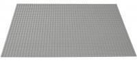 Конструктор Lego Grey Baseplate 10701