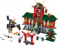 Фото - Конструктор Lego Battle for Ninjago City 70728