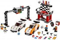 Фото - Конструктор Lego Porsche 911 GT Finish Line 75912