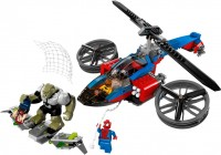 Фото - Конструктор Lego Spider-Helicopter Rescue 76016