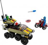 Фото - Конструктор Lego Captain America vs. Hydra 76017
