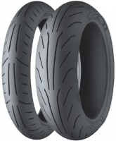 Фото - Мотошина Michelin Power Pure 120/80 R14 58S