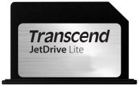 Фото - Карта памяти Transcend JetDrive Lite 330 128Gb