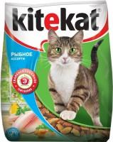Корм для кошек Kitekat Fish Platter 0.4 kg