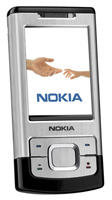Фото - Мобильный телефон Nokia 6500 Slide