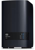 NAS сервер WD My Cloud EX2 12TB