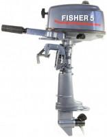 Фото - Лодочный мотор Fisher T5BMS