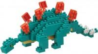 Фото - Конструктор Nanoblock Stegosaurus NBC-113