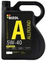 Моторное масло BIZOL Allround 5W-40 4L