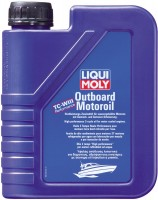 Моторное масло Liqui Moly Outboard Motoroil 1L