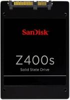 SSD накопитель SanDisk Z400s SD8SBAT-256G