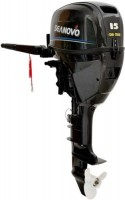 Фото - Лодочный мотор Seanovo F15BMS
