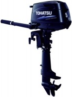 Фото - Лодочный мотор Tohatsu MFS5CL