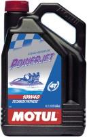 Моторное масло Motul Powerjet 4T 10W-40 4L