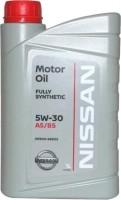 Моторное масло Nissan Motor Oil 5W-30 1L