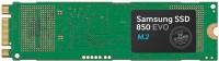 SSD накопитель Samsung 850 EVO M.2 MZ-N5E250BW