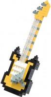 Фото - Конструктор Nanoblock Electric Guitar NBC-023