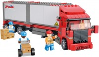 Фото - Конструктор Sluban Big Red Truck M38-B0338