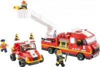 Конструктор Sluban Special Fire Brigade M38-B0223