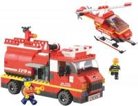 Фото - Конструктор Sluban First Aid Vanguard M38-B0222