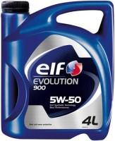 Моторное масло ELF Evolution 900 5W-50 4L