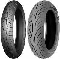 Фото - Мотошина Michelin Pilot Road 4 120/70 ZR17 58W