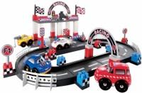 Автотрек / железная дорога Ecoiffier Circuit Racing 3079