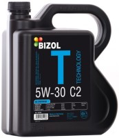 Моторное масло BIZOL Technology C2 5W-30 4L