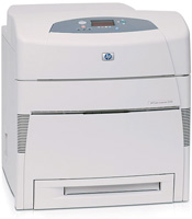 Фото - Принтер HP Color LaserJet 5550