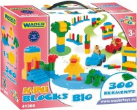 Фото - Конструктор Wader Mini Blocks Big 41360