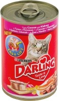 Фото - Корм для кошек Darling Adult Canned Goose/Kidneys 0.4 kg