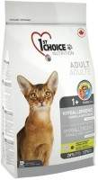 Корм для кошек 1st Choice Adult Hypoallergenic Duck/Potatoes 0.35 kg
