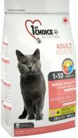 Фото - Корм для кошек 1st Choice Adult Indoor Chicken 10 kg