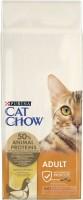 Фото - Корм для кошек Cat Chow Adult Chicken/Turkey 15 kg