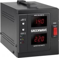 Фото - Стабилизатор напряжения Greenwave Aegis 1000 Digital