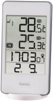 Термометр / барометр Hama EWS-840