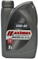 Моторное масло Maximus Diesel CG-4/SJ 10W-40 1L