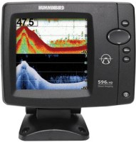 Эхолот (картплоттер) Humminbird Fishfinder 596c HD DI