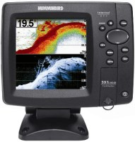 Эхолот (картплоттер) Humminbird Fishfinder 597ci HD DI Combo
