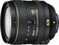 Фото - Объектив Nikon 16-80mm F2.8-4.0E ED AF-S DX VR Nikkor