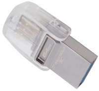 Фото - USB Flash (флешка) Kingston DataTraveler microDuo 3C 64Gb