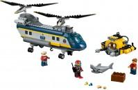 Фото - Конструктор Lego Deep Sea Helicopter 60093