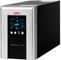 Фото - ИБП AEG Protect C.1000